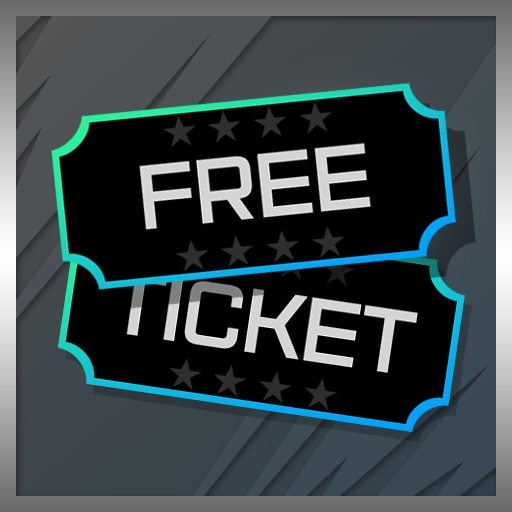 Free Ticket To 1st